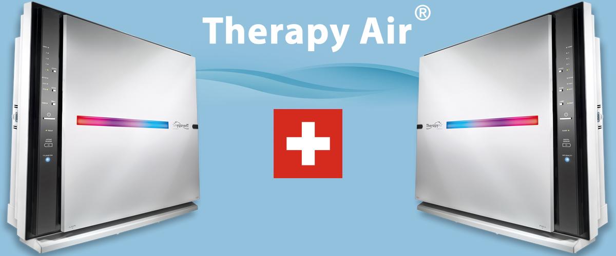 Ioniseur Therapy Air pour la qualité de votre air