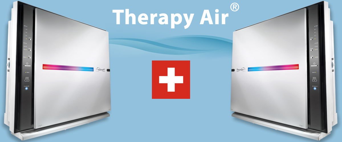 Huisstof - Luchtreiniger Therapy Air - Allergie Rook