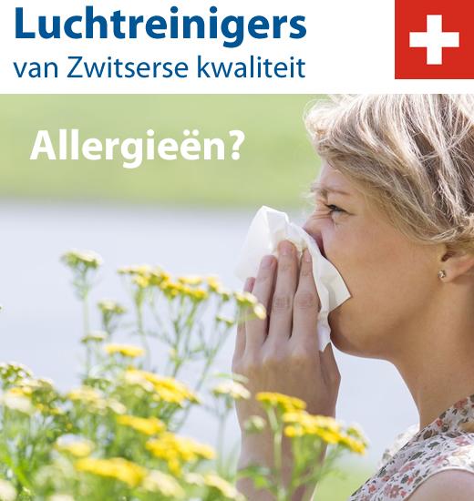 Luchtreiniger allergie