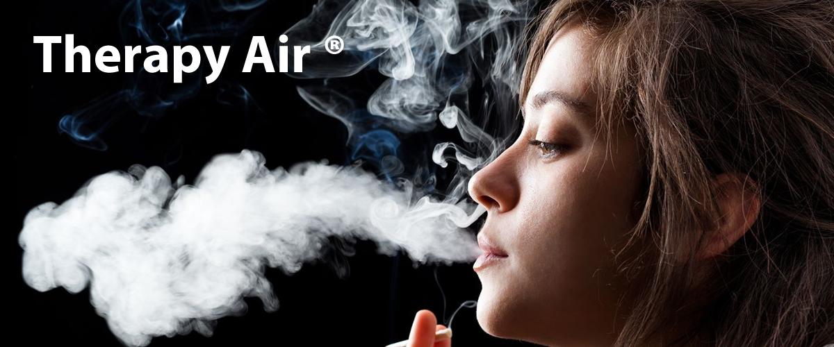 Luchtreiniger rook