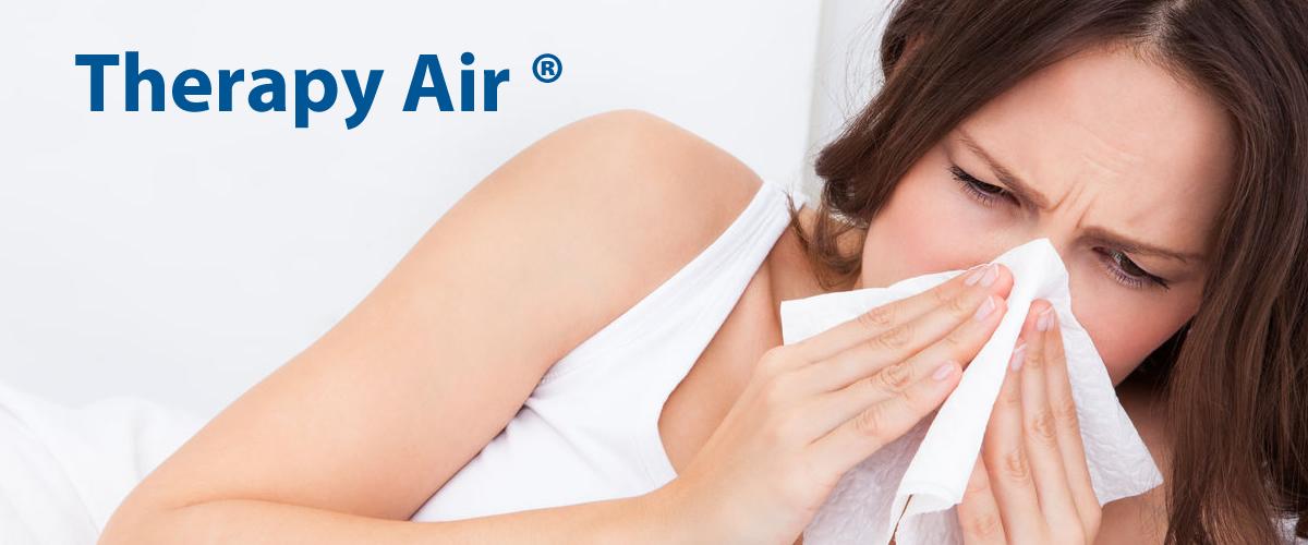 Luchtreinigers allergie